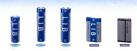 cylindrical & prismatic lithium ion rechargeable batteries
